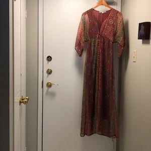 Beautiful maxi dress XS - never worn